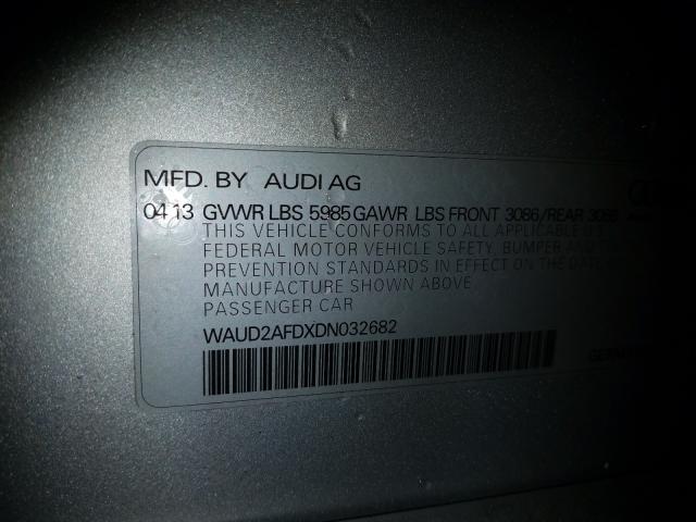 WAUD2AFDXDN032682