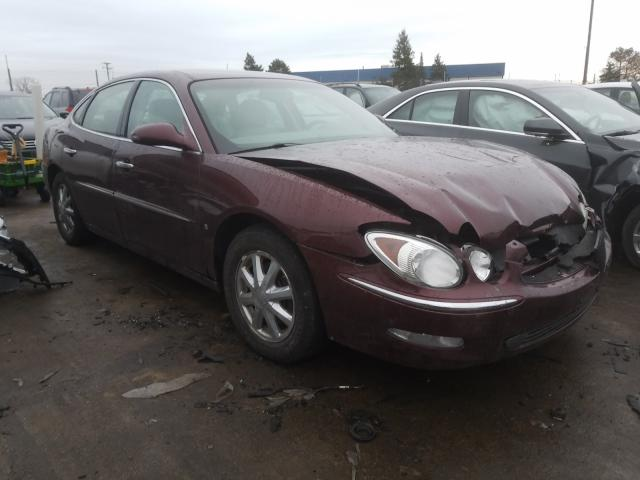 Salvage cars for sale from Copart Woodhaven, MI: 2006 Buick Lacrosse C