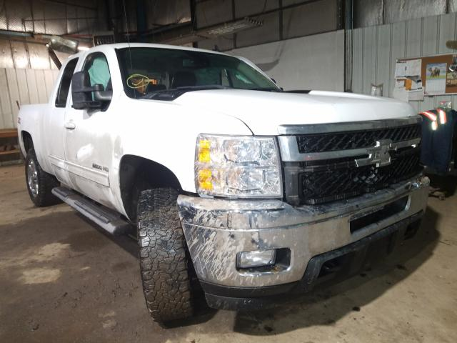 Salvage cars for sale from Copart Hammond, IN: 2011 Chevrolet Silverado