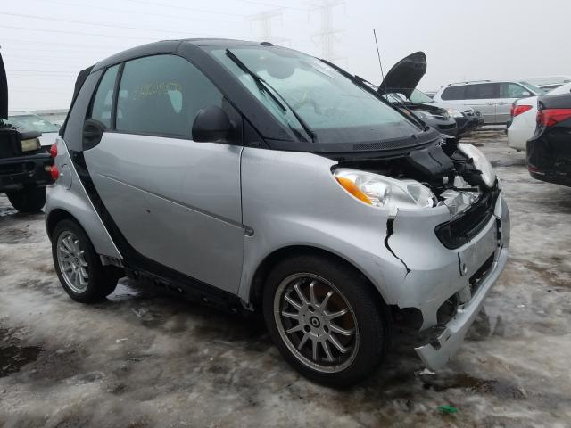 Salvage 2012 Smart FORTWO PAS for sale