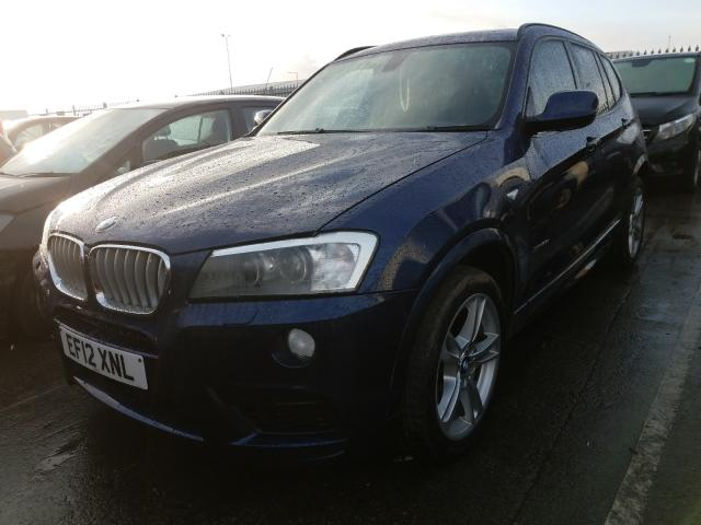 BMW X3 XDRIVE3 - 2012 rok