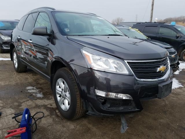 2016 Chevrolet  | Vin: 1GNKRFKD7GJ318808