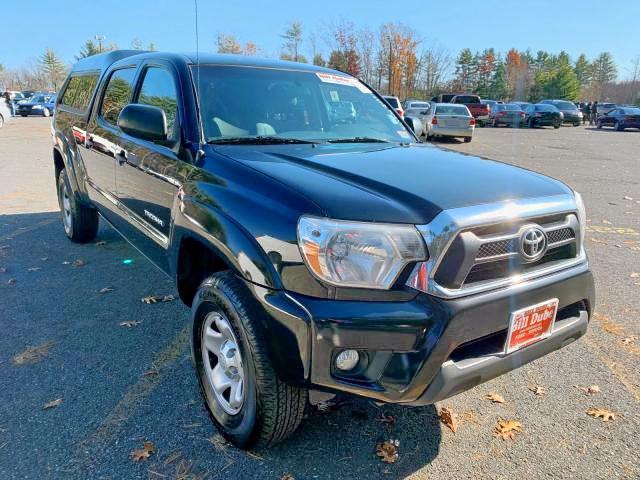 2015 Toyota Tacoma Dou 4.0L