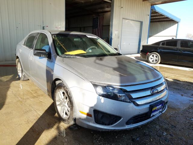 Ford Fusion S salvage cars for sale: 2012 Ford Fusion S