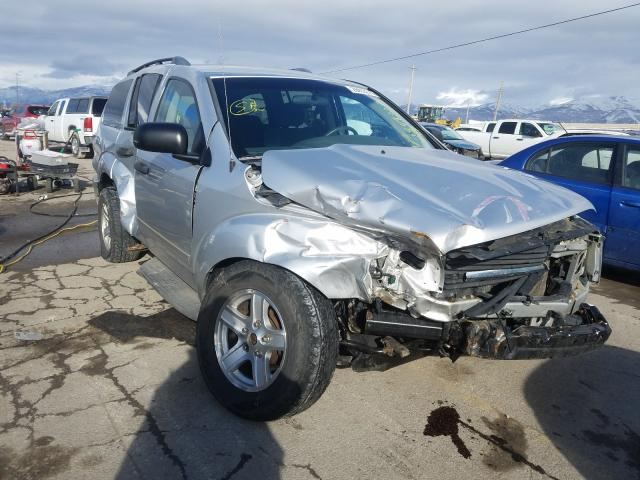 1D4HB48N44F165169 - 2004 Dodge Durango Sl 4.7L Left View