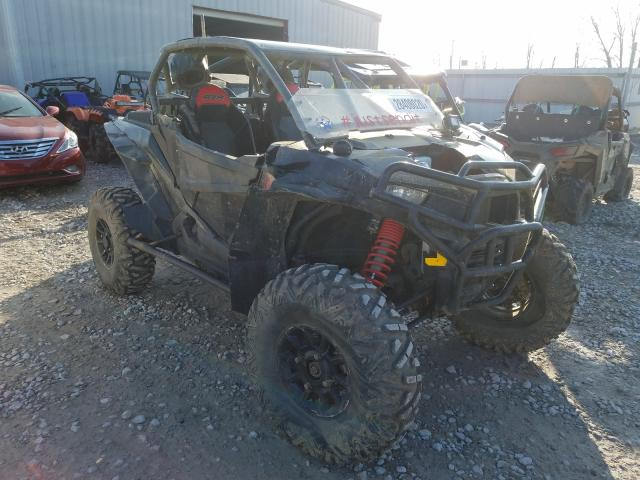 Salvage cars for sale from Copart Louisville, KY: 2018 Polaris RZR XP 100