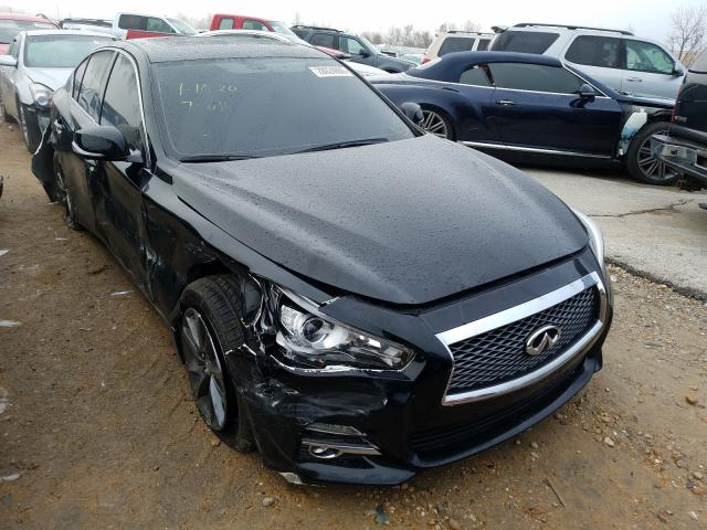 2015 INFINITI Q50 BASE - Other View Lot 28024890.
