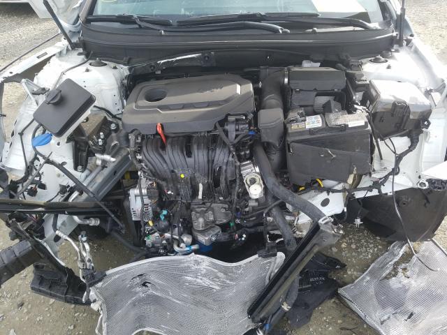 2019 Hyundai Sonata Lim 2.4L inside view