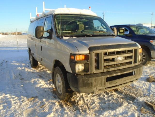 2010 Ford Econoline for sale in Nisku, AB