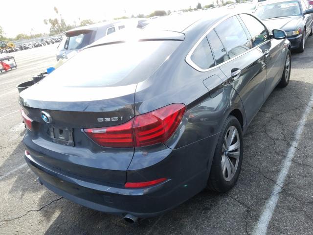 2016 BMW 5 series | Vin: WBA5M2C59GGH99386