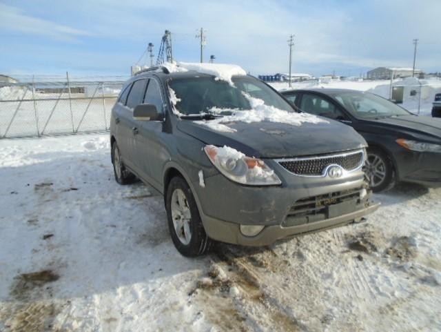 Hyundai salvage cars for sale: 2010 Hyundai Veracruz G