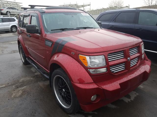 Dodge salvage cars for sale: 2007 Dodge Nitro R/T