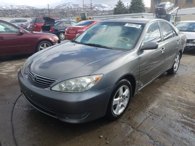 4T1BE32K95U628676 - 2005 Toyota Camry Le 2.4L Right View