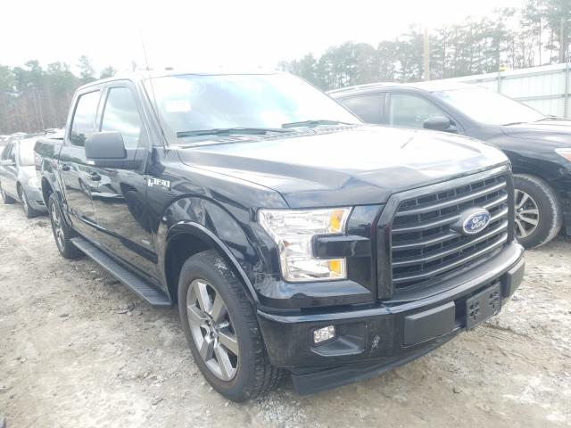 2017 FORD F150 SUPERCREW 1FTEW1CG0HKE43820
