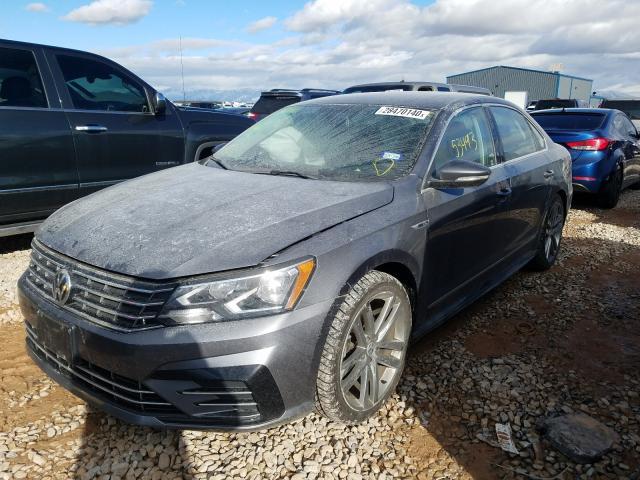 2017 Volkswagen  | Vin: 1VWDT7A38HC046628