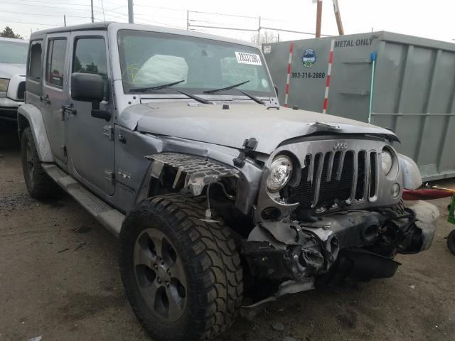 2018 Jeep Wrangler U for sale in Brighton, CO
