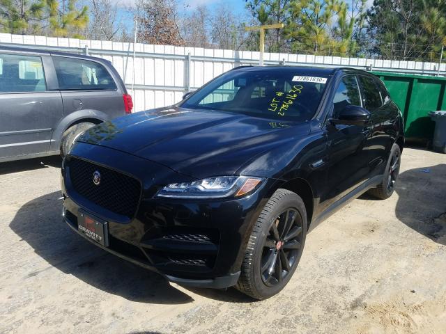 2017 Jaguar  | Vin: SADCK2BNXHA097052
