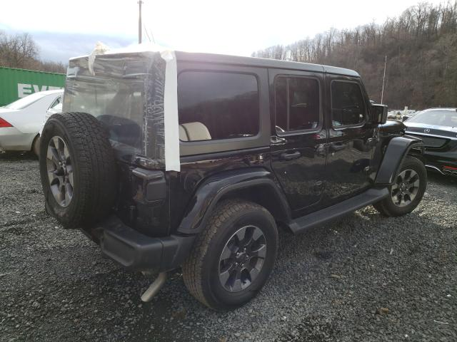 2018 Jeep  | Vin: 1C4HJXEG7JW263356