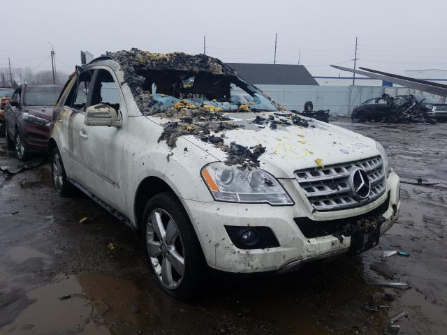 2011 Mercedes-Benz ML 350 4matic for sale in Hammond, IN
