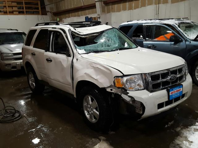 Ford salvage cars for sale: 2012 Ford Escape XLT