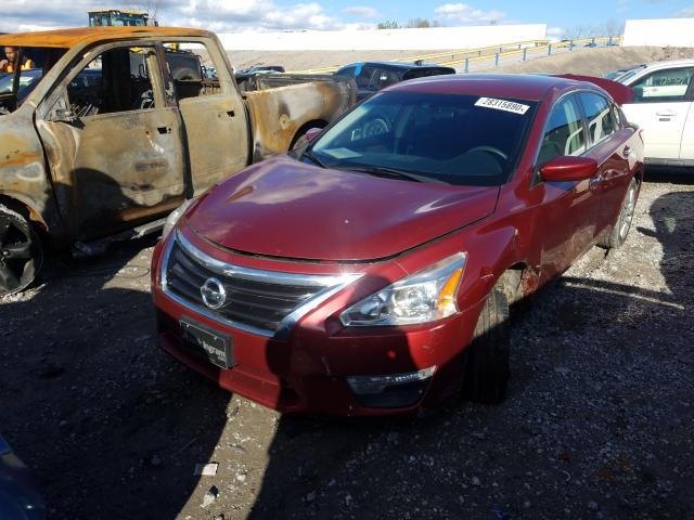 2013 Nissan    Vin: 1N4AL3AP5DC905093