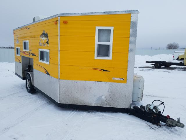 ICE Fish House salvage cars for sale: 2016 ICE Fish House