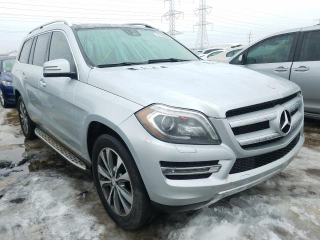 2013 Mercedes-Benz GL 450 4matic for sale in Elgin, IL