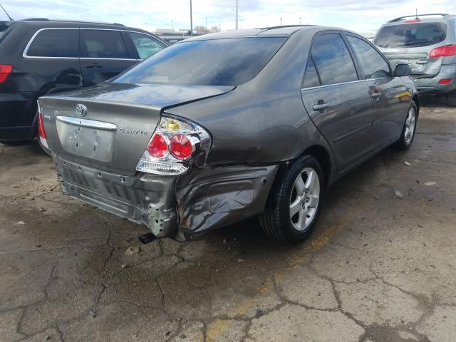 4T1BE32K95U628676 - 2005 Toyota Camry Le 2.4L rear view