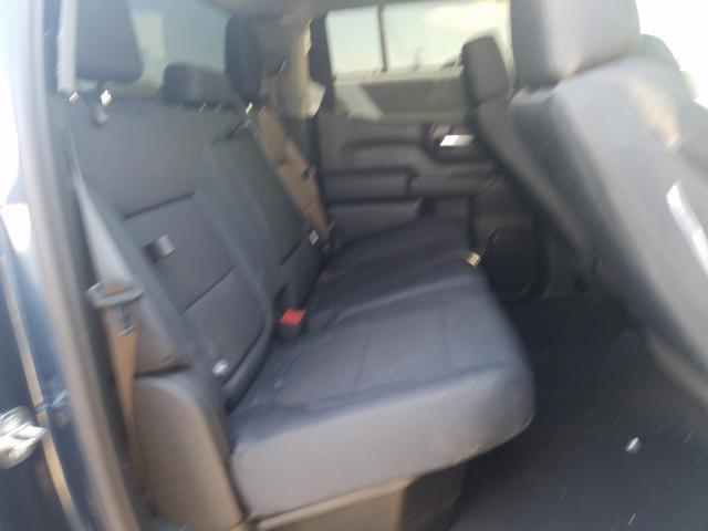 2019 Chevrolet    Vin: 1GCPYCEF9KZ387538
