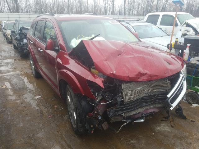 Salvage 2011 DODGE JOURNEY - Small image. Lot 28282540