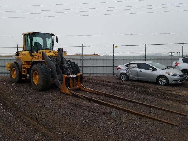 Volvo salvage cars for sale: 2007 Volvo L90F PIN