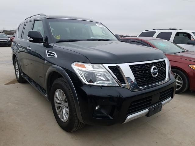 2017 Nissan Armada SV for sale in Grand Prairie, TX