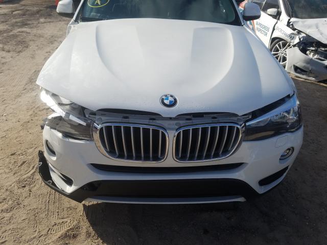 2017 BMW    Vin: 5UXWZ7C35H0V86994