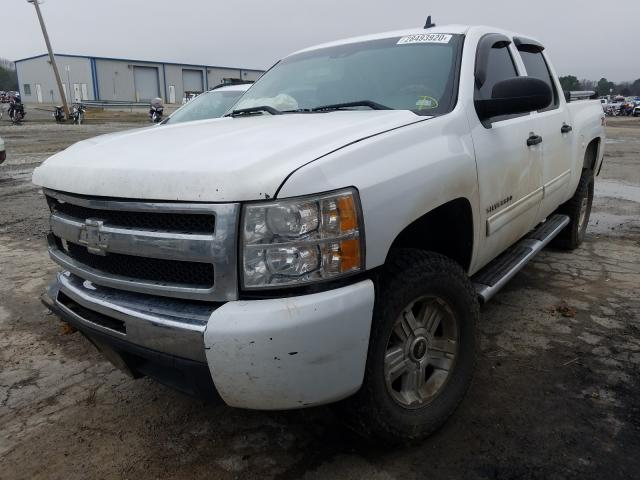 3GCRKSE39AG165834 - 2010 Chevrolet Silverado 5.3L Right View