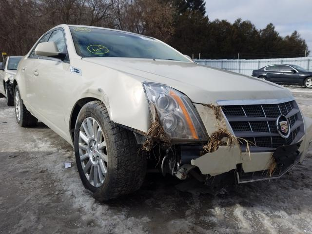 Salvage 2010 CADILLAC CTS - Small image. Lot 28769800