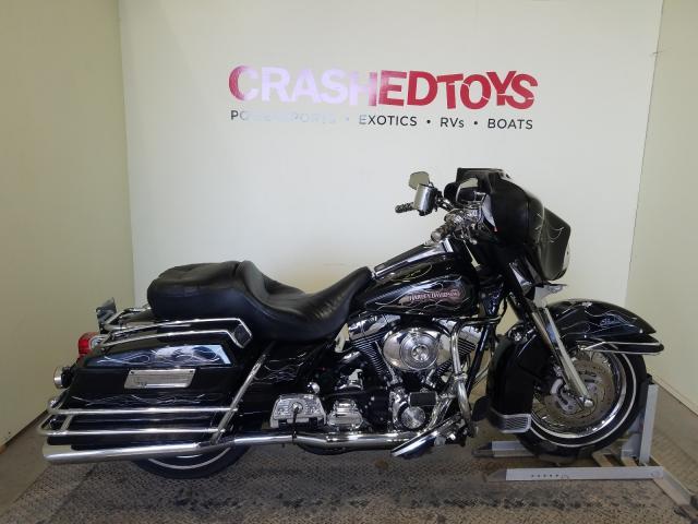 Salvage 2006 Harley-Davidson FLHTCI for sale