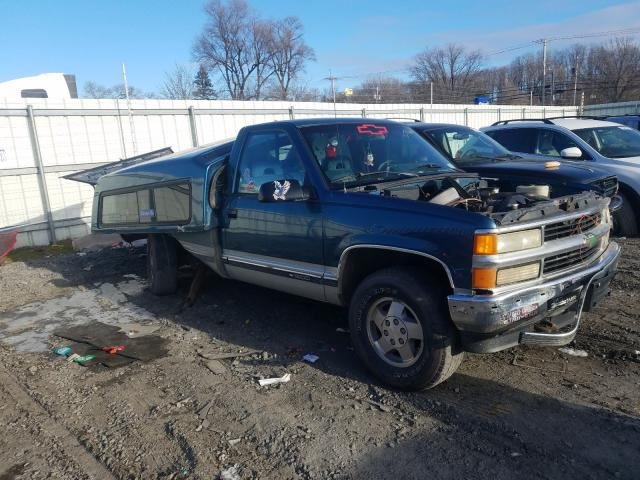 Salvage cars for sale from Copart Albany, NY: 1992 Chevrolet GMT-400 K1