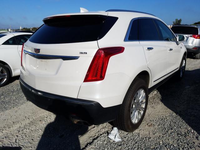 2017 Cadillac XT5 | Vin: 1GYKNARS7HZ228311