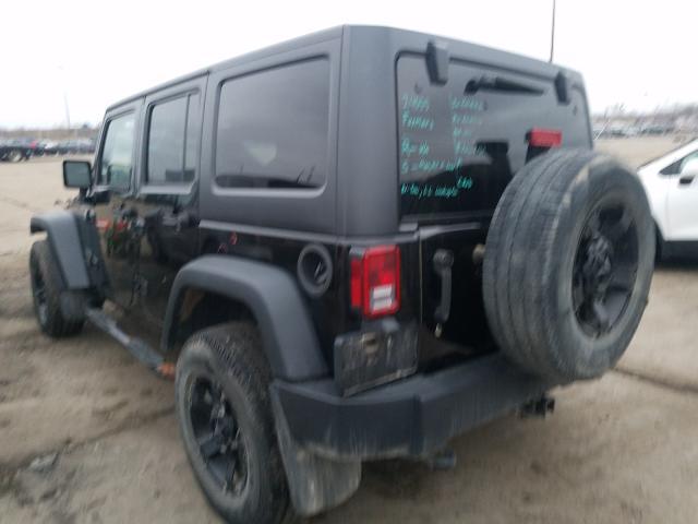 2015 Jeep  | Vin: 1C4BJWDG6FL692661