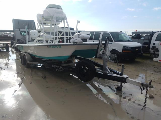 Cala salvage cars for sale: 2018 Cala Boat