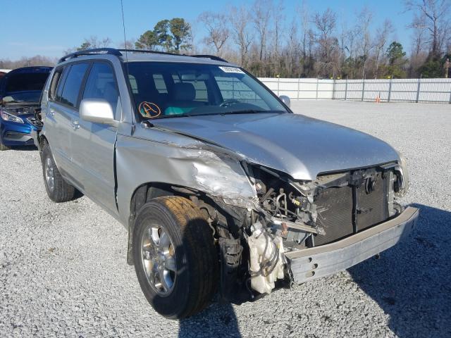 2006 Toyota Highlander en venta en Lumberton, NC