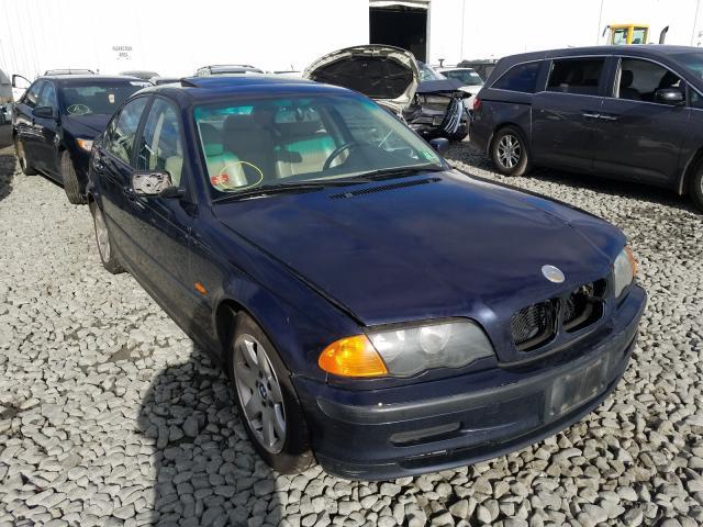Salvage 2000 BMW 3 SERIES - Small image. Lot 28118030