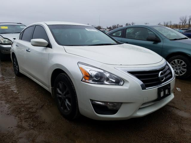 2015 Nissan Altima 2.5 2.5L