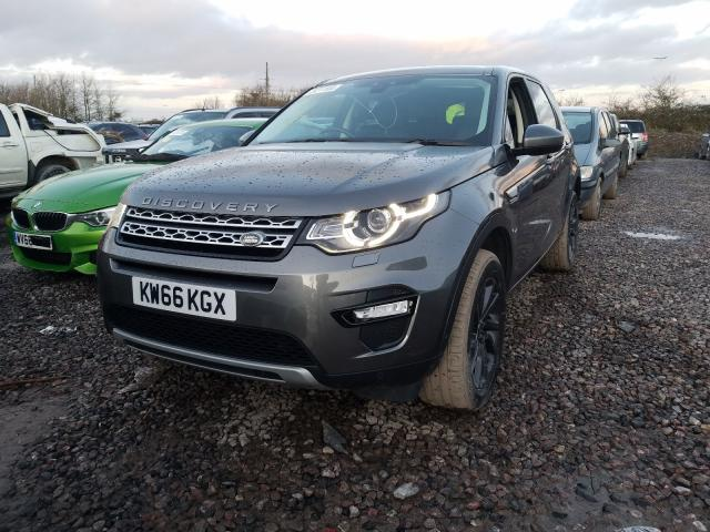 LAND ROVER DISCOVERY - 2017 rok