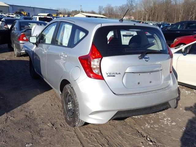3N1CE2CP3KL358768 - 2019 Nissan Versa Note 1.6L [Angle] View