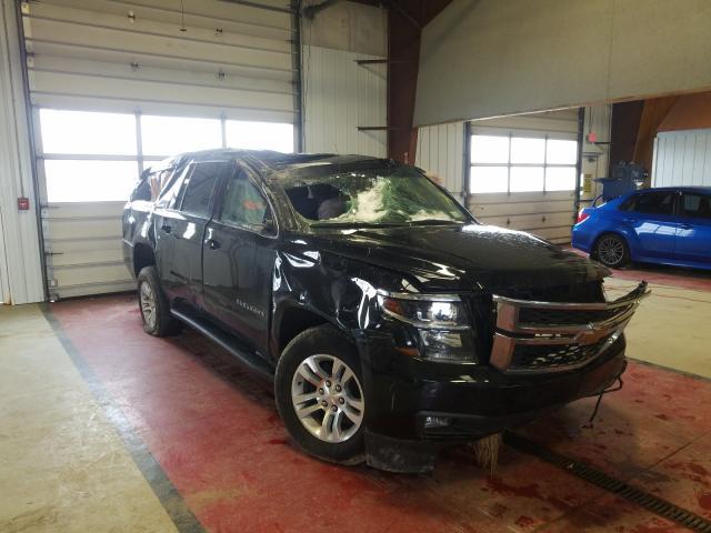 2019 Chevrolet  | Vin: 1GNSKHKC6KR318722