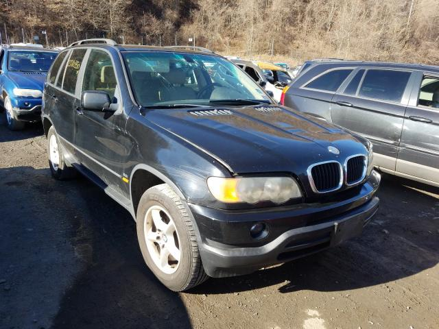 Salvage 2003 BMW X5 - Small image. Lot 27710350