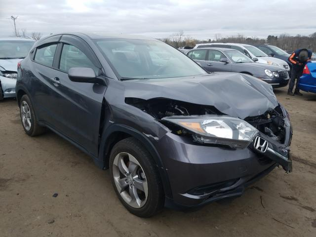 Honda salvage cars for sale: 2018 Honda HR-V LX