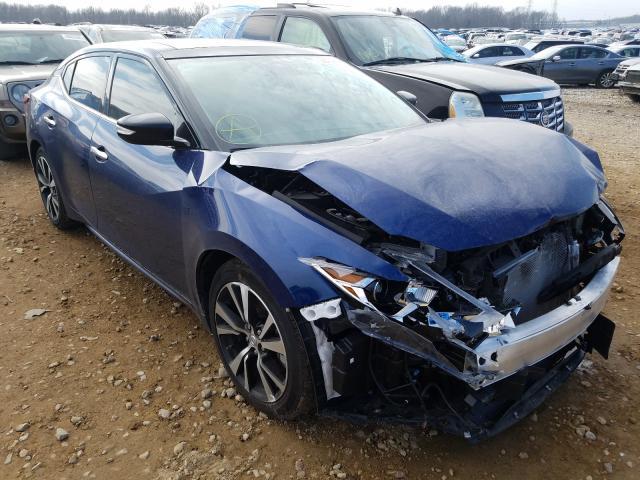Nissan Vehiculos salvage en venta: 2018 Nissan Maxima 3.5