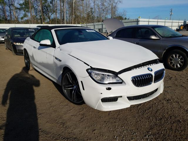 Salvage 2018 BMW 6 SERIES - Small image. Lot 28628790